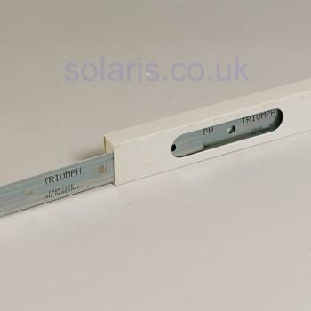 Double-edged refill blades 15cm for Triumph MK2