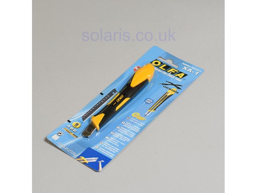 XA-1 Professional OLFA Comfort Grip knife 45°