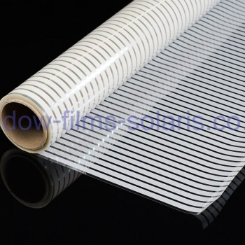 Venitian Blinds WhiteStripe10-ROLL 1,52x30,5m DLX-00/01