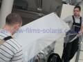 White-White Matte DLX-01/01W Kraftfilms