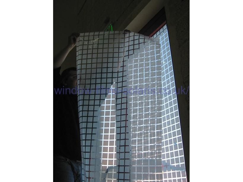 White Blocks 36mm, DLX-00/04- Width 1,52m