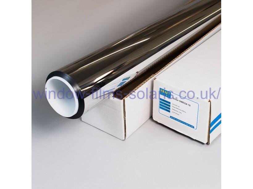 Silver Omg 10-ROLL 1,52x30,5m
