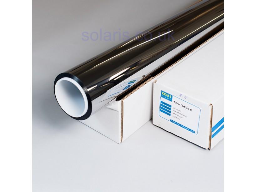 Silver Omg 35 Roll