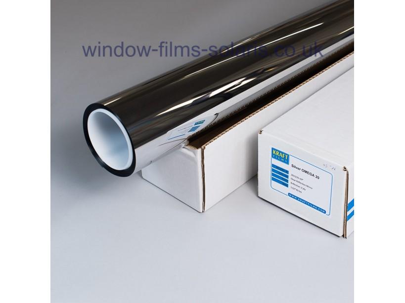 Silver Omg 20 Kraftfilms ROLL 1,52x30,5m