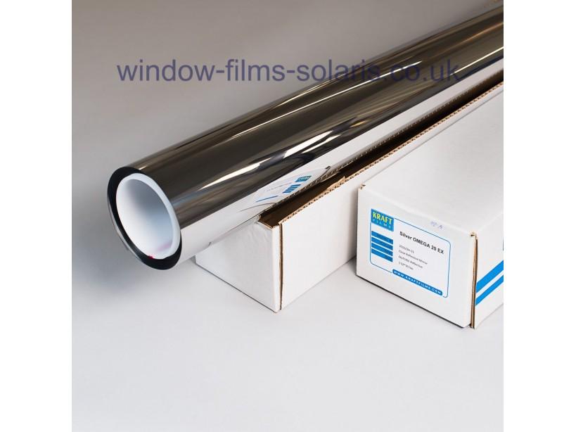Silver Omg 30 Ex ROLL 1,52x30,5m